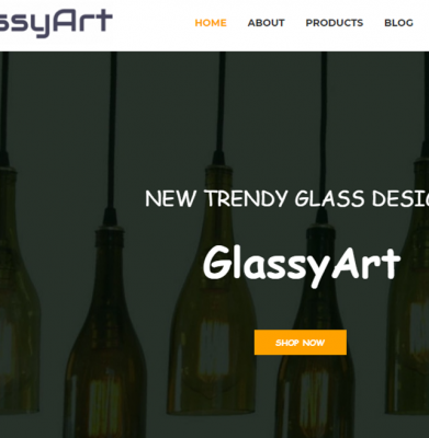 Glassyart