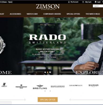 Zimson Watches